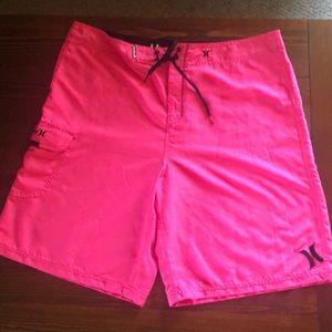 Hurley women's swimming shorts